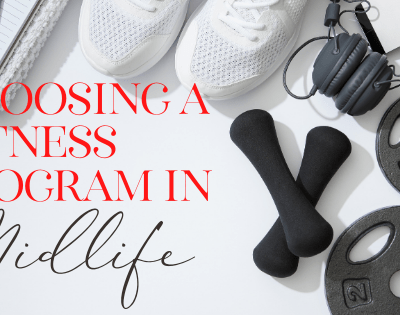 5 Things to Consider When Choosing a Fitness Program in Midlife