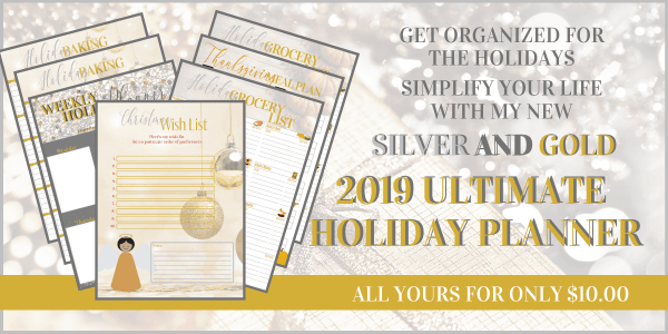 2019 Ultimate Holiday Planner