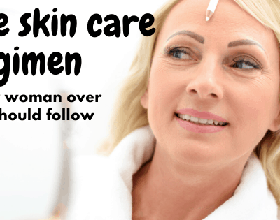 the skincare regimen every woman over 50 should follow