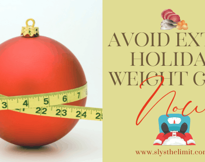 How You Could Avoid Extra Holiday Weight Gain Now