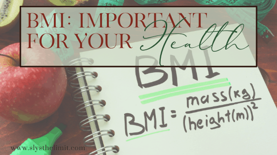 BMI: Important for your health