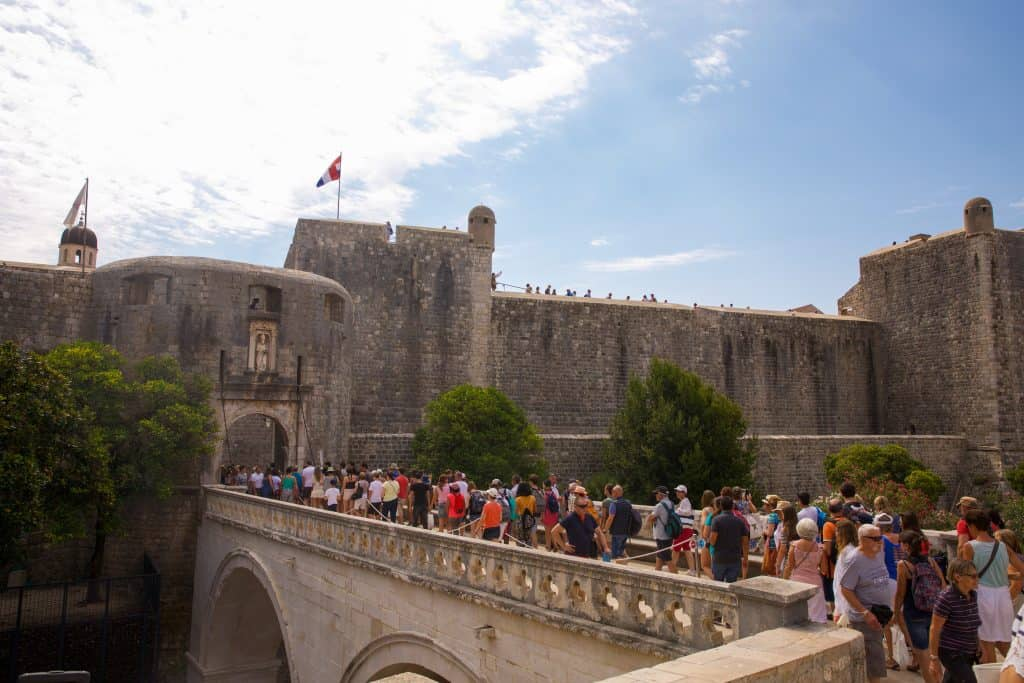 Things to do in Dubrovnik-Gate of Pile