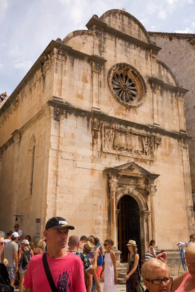 Things to do in Dubrovnik-Franciscan Monastery