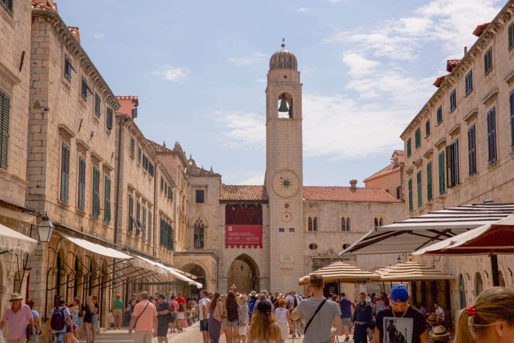 Things to Do in Dubrovnik-Luža Square