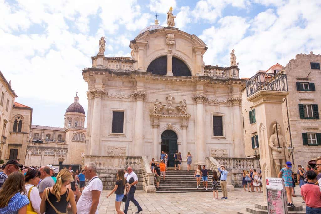 things to do in Dubrovnik - Sv. Vlaho