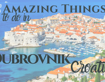 15 Amazing Things To Do In Dubrovnik Croatia