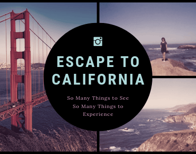 California Dreaming:  Find Out Why We're So Excited