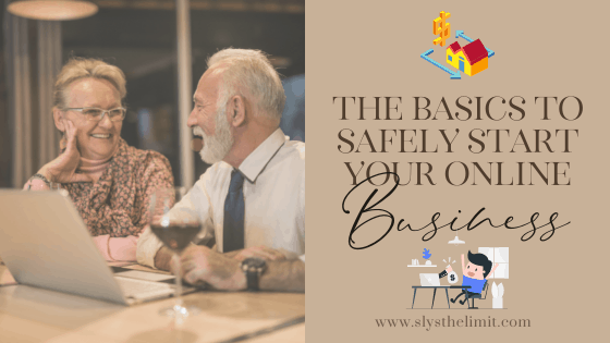 getting basics right to start online business