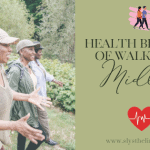 There Are Many Health Benefits of Walking While in Midlife