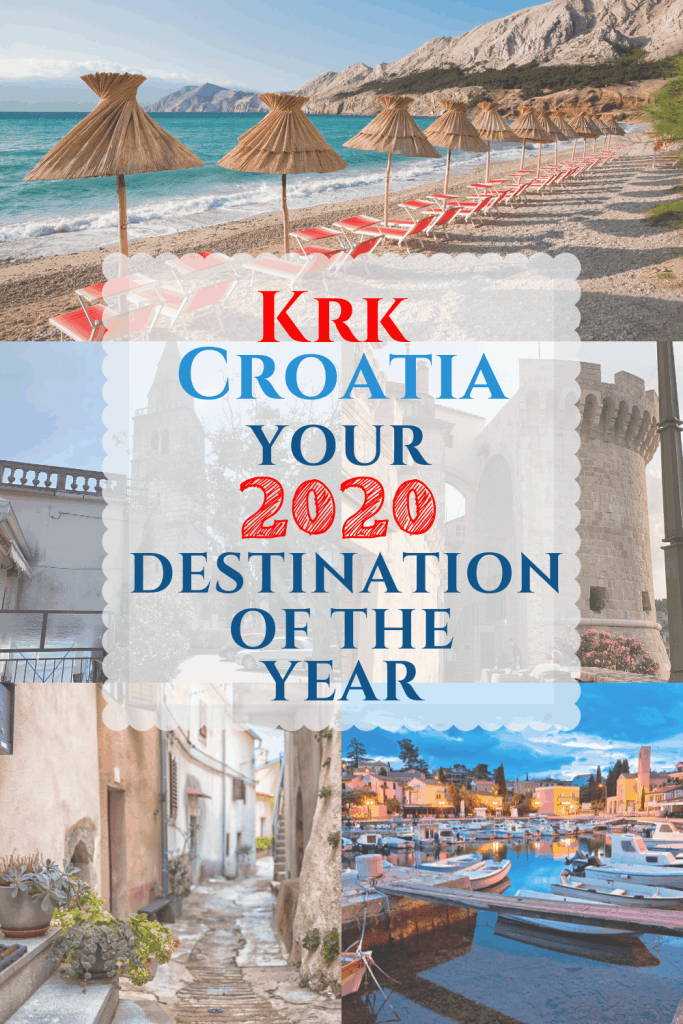 Krk Croatia Your 2020 Destination of the Year