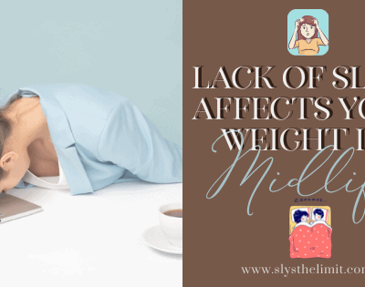 How Lack of Sleep Affects Your Weight in Midlife