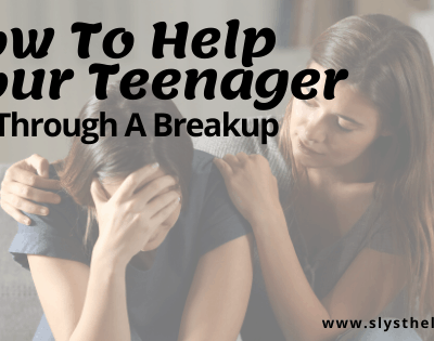How to help your teenager