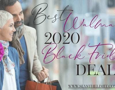 Find out the Best Walmart 2020 Black Friday Deals