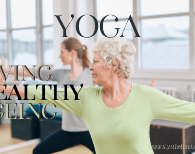 yoga for healthy ageing