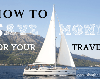 How To Save Money For Your Travels